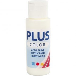 Plus Color Acrylverf Off-White 60 ml