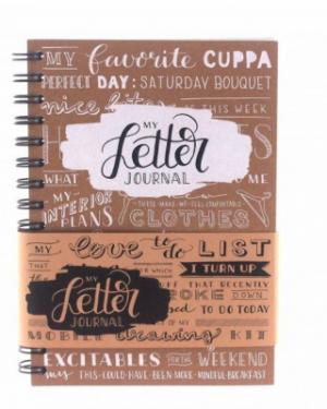 Bullet Journal Kraft