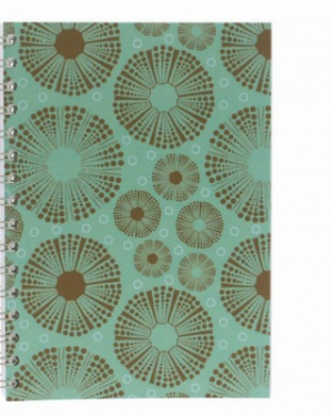 Bullet Journal Sea Urchin Green/Taupe
