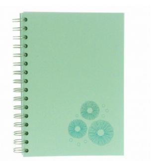 Bullet Journal Sea Urchin Sea Green