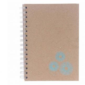 Bullet Journal Sea Urchin Fluting Grey