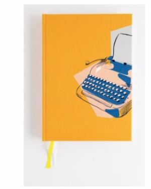 Bullet Journal Graphic Typewriter