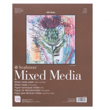 Strathmore Mixed Media 27,9 x 35,6