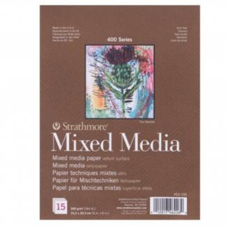 Strathmore Mixed Media 15,2 x 20,3