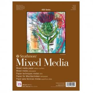 Strathmore Mixed Media 22,9 x 30,5