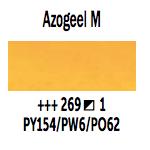 Van Gogh aquarelverf napje 269 Azo Geel Middel