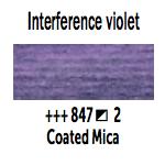 Van Gogh aquarelverf napje 847 Interference Violet