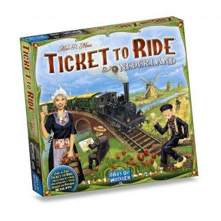 Ticket To Ride – Nederland