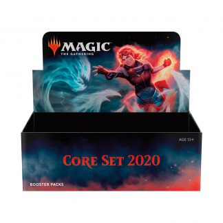 MTG CORE 2020 Boosterdisplay