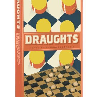 Wooden Games – Draughts