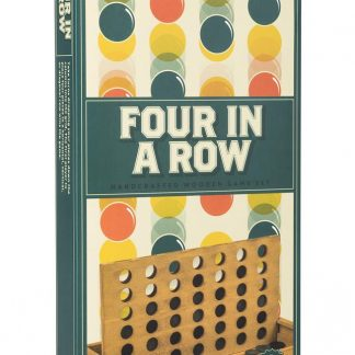 Wooden Games – Four In A Row