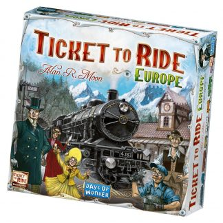 Ticket To Ride Europe – NL