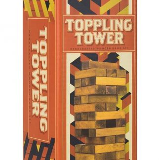 Wooden Games – Toppling Tower