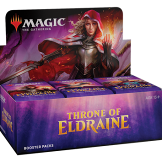 MTG Throne of Eldraine Boosterpack