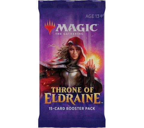 MTG Throne of Eldraine Boosterpack
