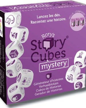 Rory's Story Cubes Mystery