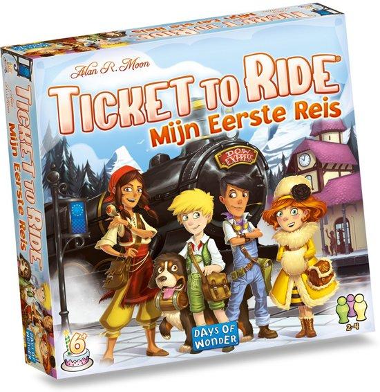 Ticket To Ride – Mijn Eerste Reis