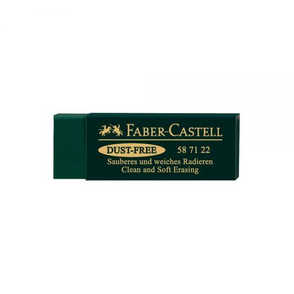 Stofvrije Gum Faber Castell