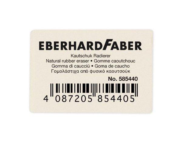Gum Eberhard Faber voor potlood