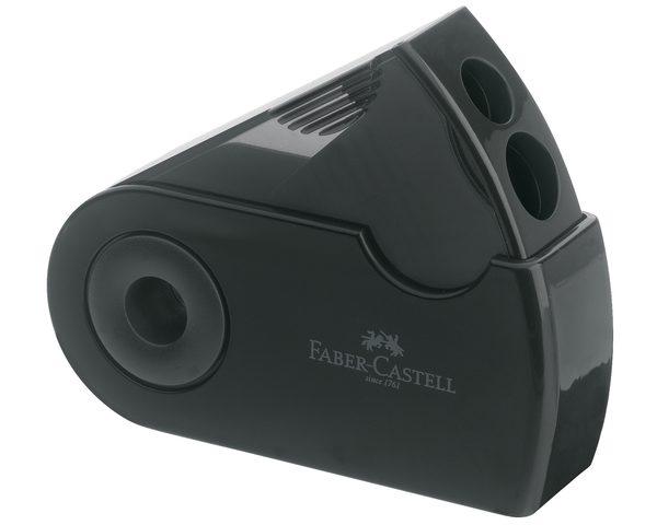 """puntenslijper Faber-Castell """"Sleeve"""" 2-gaats"""