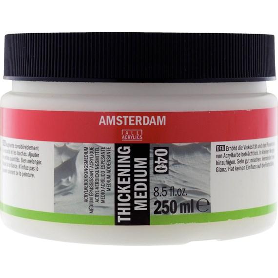Acryl Verdikkingsmedium 040 Pot 250 ml