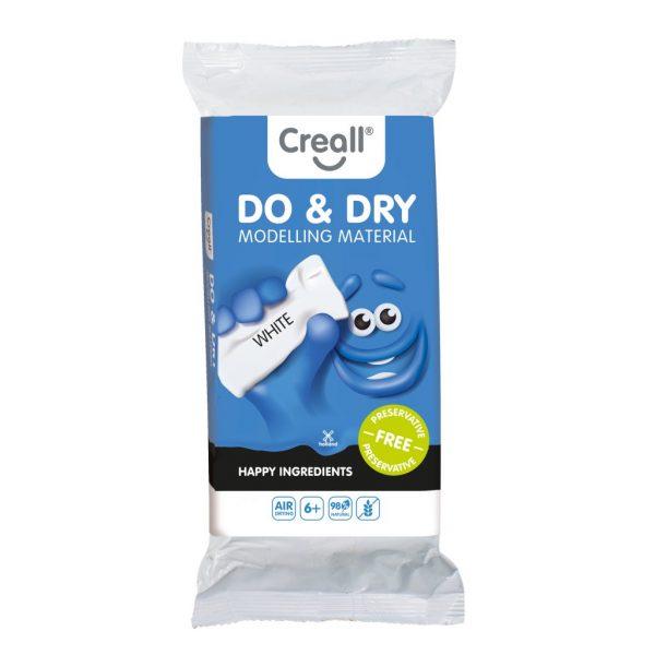 Creall Boetseermateriaal Do&Dry airdrying wit 500gr