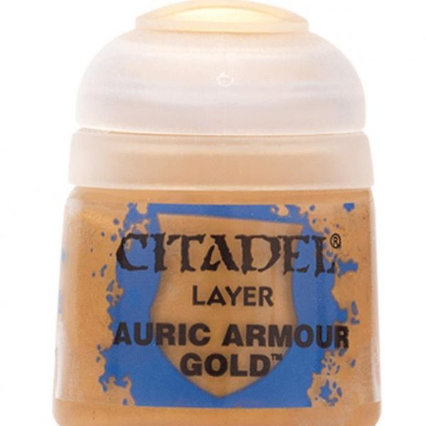 Citadel Layer Auric Amour Gold 12 ml