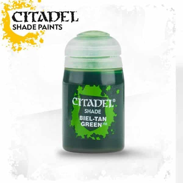 Citadel Shade Biel-Tan Green 24 ml