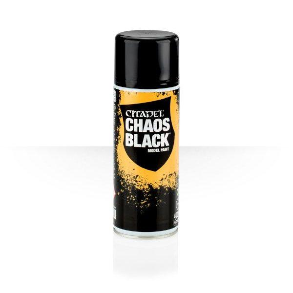 Citadel Chaos Black Primer Spray 400 ml