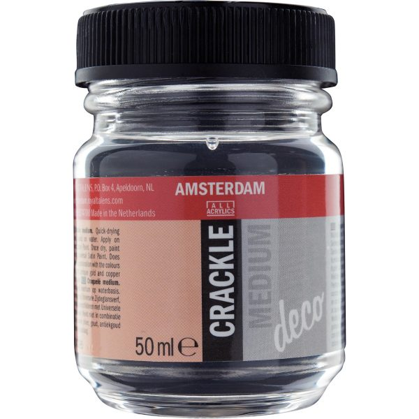 Crackle Medium Flacon 50 ml