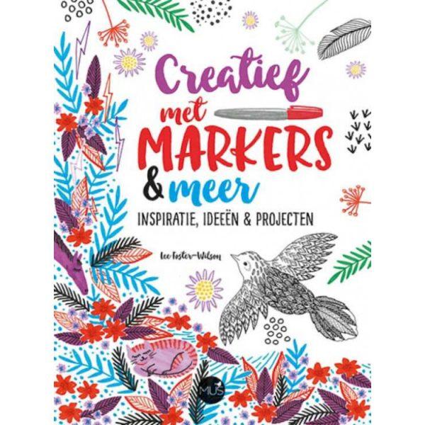 Creatief met markers en meer