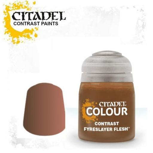 Citadel Contrast Fyreslayer Flesh 18 ml