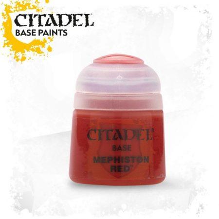 Citadel Base Mephiston Red 12 ml