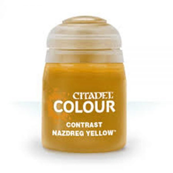 Citadel Contrast Nazdreg Yellow 18 ml