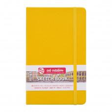 Schetsboek 13×21 Golden Yellow