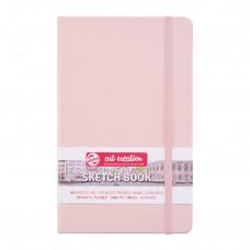 Schetsboek 13×21 Pastel Pink