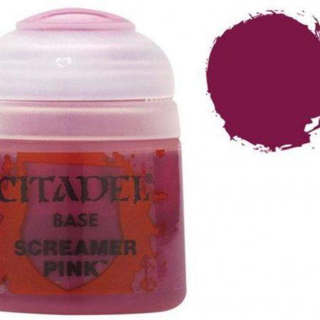 Citadel Base Screamer Pink 12 ml