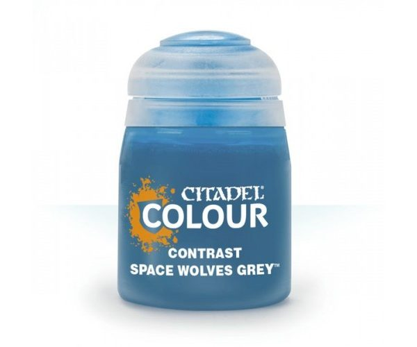 Citadel Contrast Space Wolves Grey 18 ml