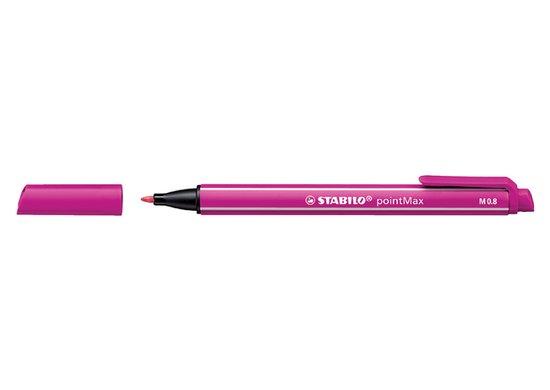 Vilstift Stabilo pointmax 488/56 roze