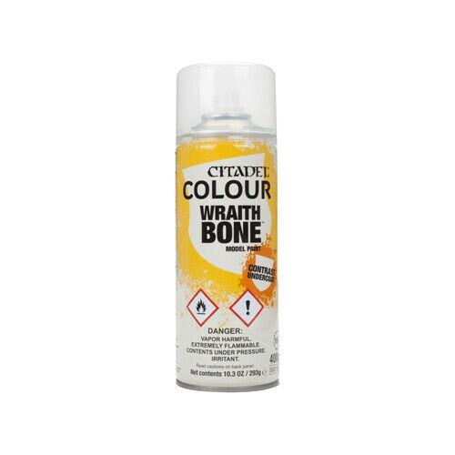 Citadel Wraith Bone Spray 400 ml
