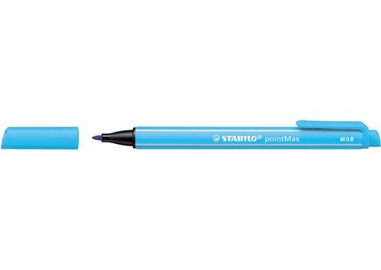 Vilstift Stabilo pointmax 488/51 azuur blauw
